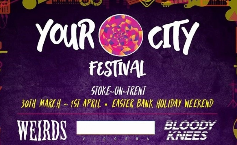 Your City Festival tickets