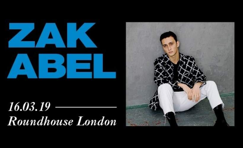 Zak Abel tickets
