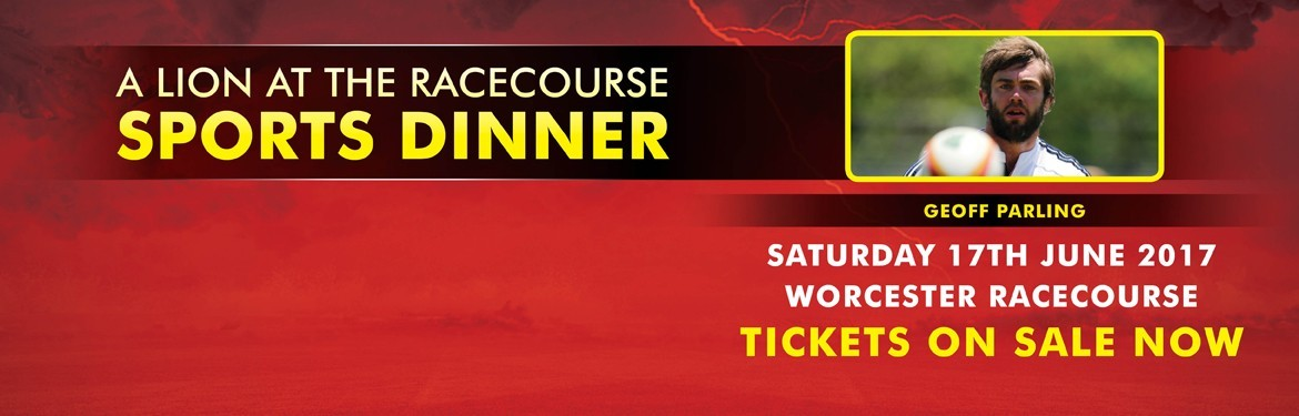 A Lion at the Racecourse at Worcester Racecourse tickets