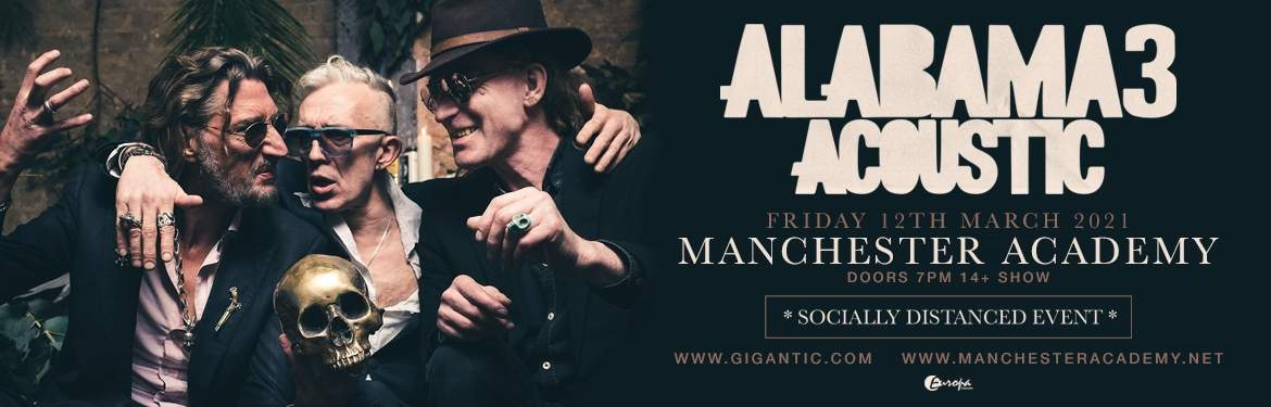 Alabama 3 - Acoustic & Unplugged tickets