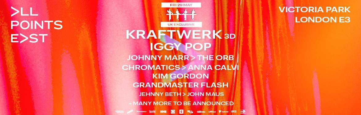 All Points East Festival: Kraftwerk tickets