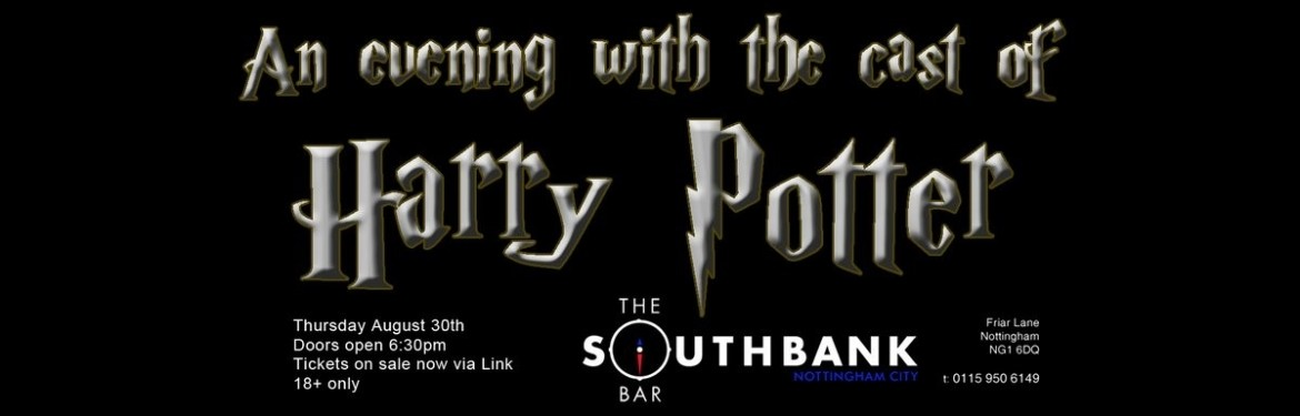 An Evening with the Cast of Harry Potter tickets