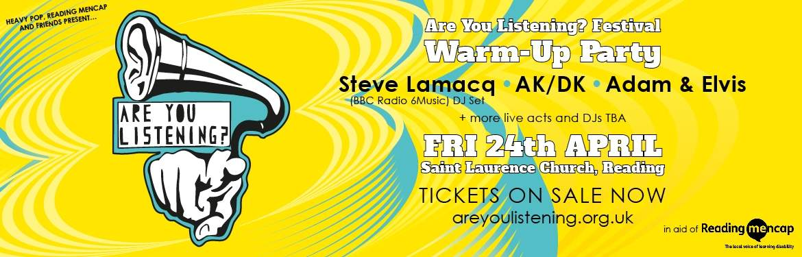 AYL? Festival Warm-Up Party  tickets