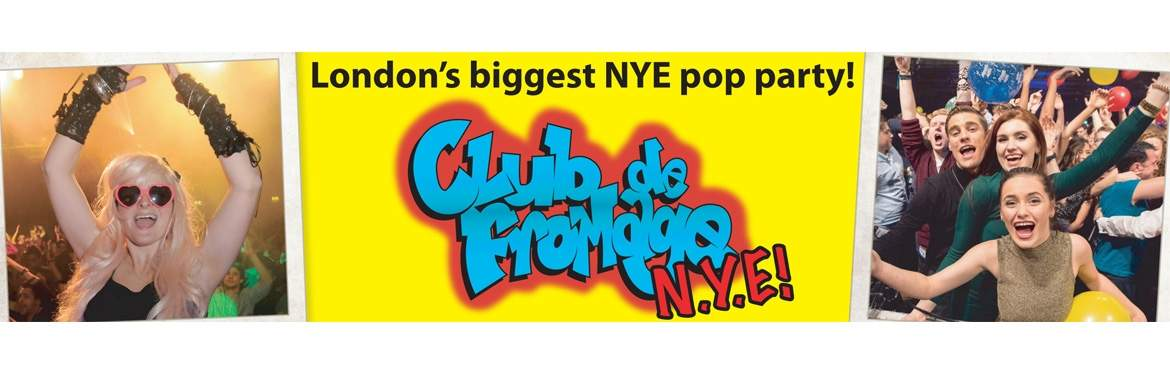 Club De Fromage The New Year's Eve Spectacular  tickets