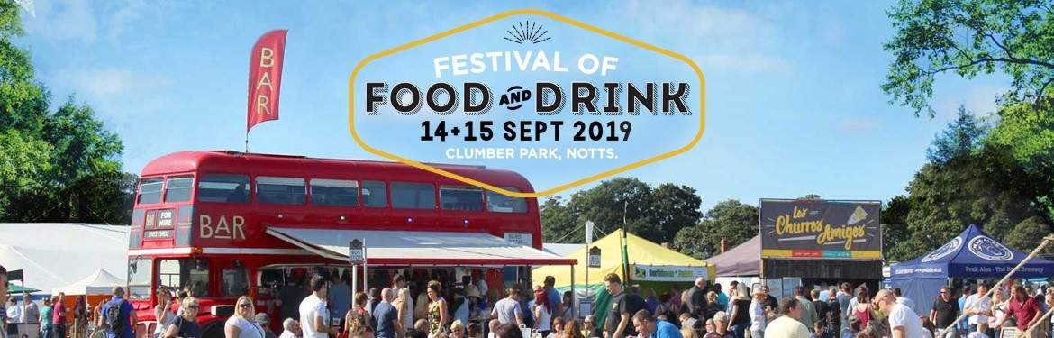 Festival of Food and Drink tickets