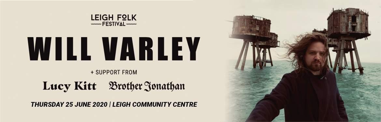 Leigh Folk Festival - Will Varley tickets