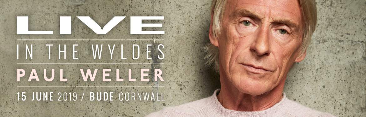Live In The Wyldes - Paul Weller tickets