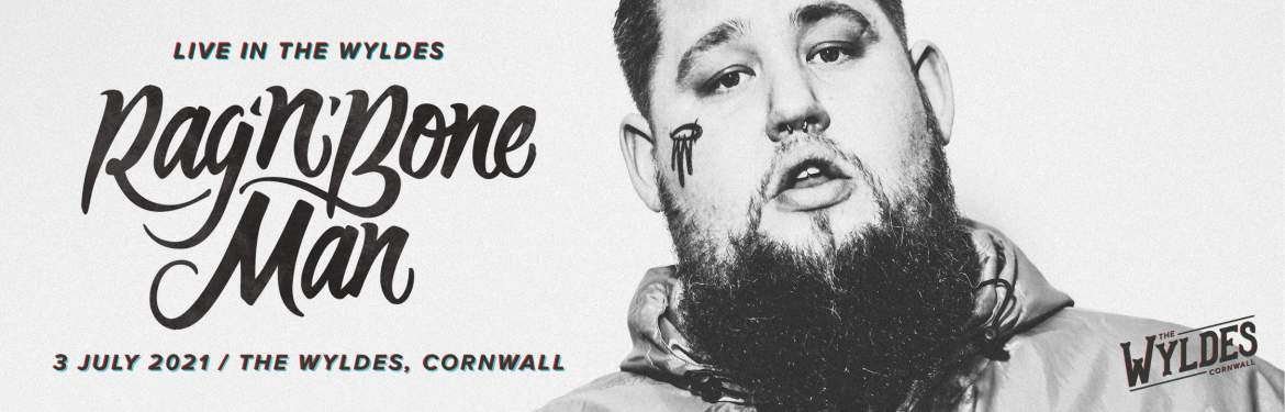 Live In The Wyldes - Rag 'n' Bone Man tickets