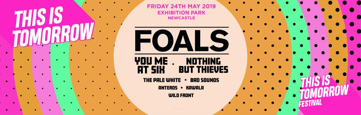 This is Tomorrow Festival - Foals tickets