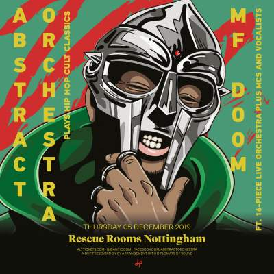 Abstract Orchestra Plays MF DOOM tickets
