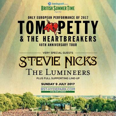 BST - Tom Petty & The Heartbreakers