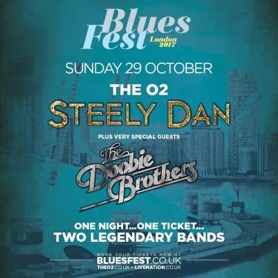 Bluesfest 2017 - Steely Dan tickets