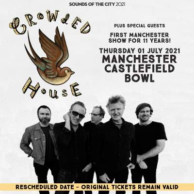 Crowded House tickets