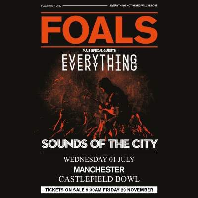 Foals tickets