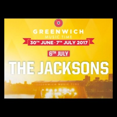 Greenwich Music Time: The Jacksons tickets