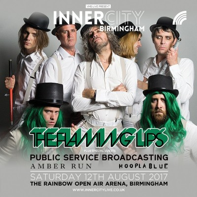 Inner City Live: The Flaming Lips tickets
