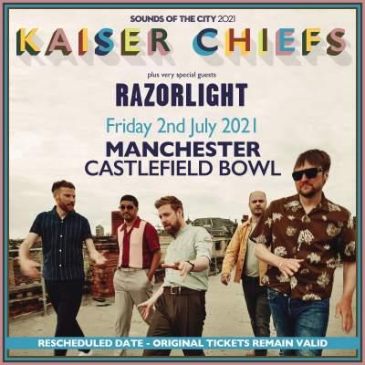 Kaiser Chiefs / Razorlight tickets