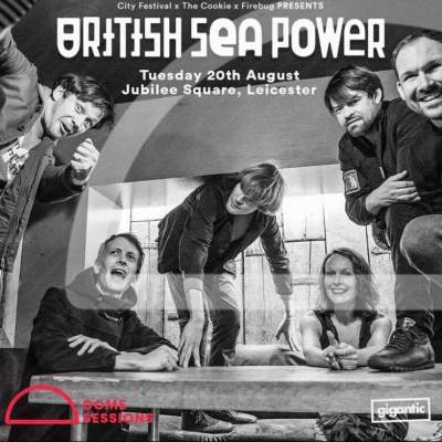 Leicester City Festival - British Sea Power  tickets