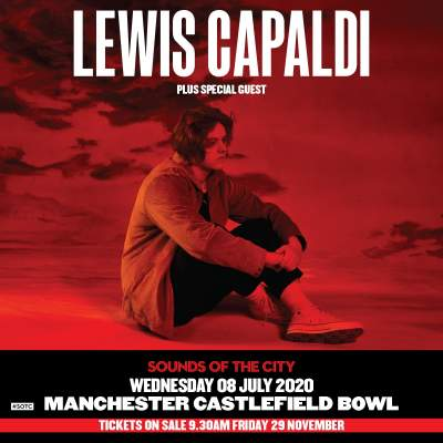 Lewis Capaldi tickets