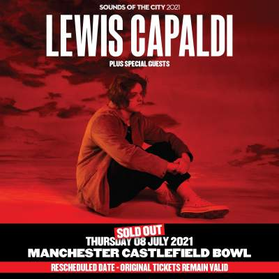Lewis Capaldi tickets