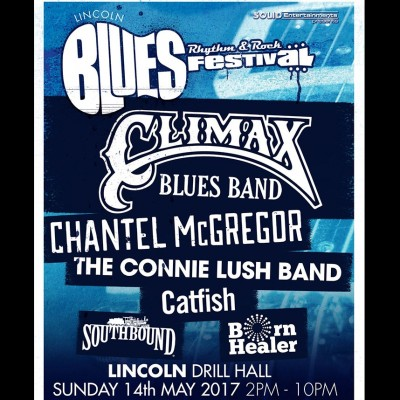 Lincoln Blues Festival tickets
