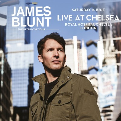 Live at Chelsea - James Blunt tickets