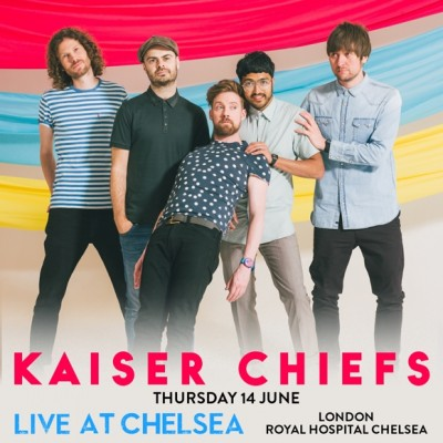 Live at Chelsea - Kaiser Chiefs tickets