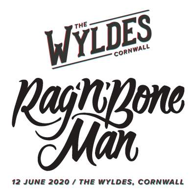 Live In The Wyldes - Rag 'n' Bone Man tickets