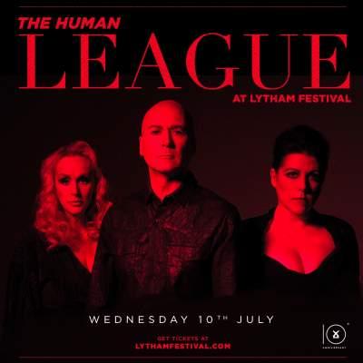 Lytham Festival 2019 - The Human League tickets