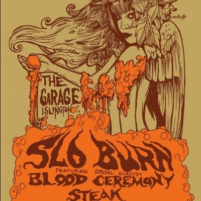 Slo Burn tickets