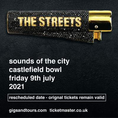 The Streets tickets