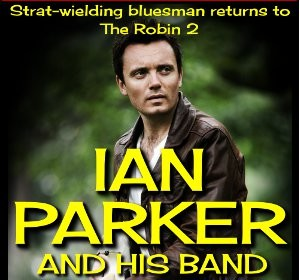 Ian Parker & his band