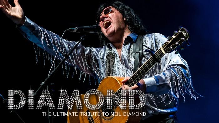 Diamond - The Ultimate Tribute to Neil Diamond