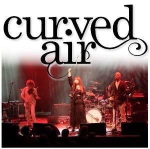 Curved Air (UK) + Blank Manuskript (Austria)