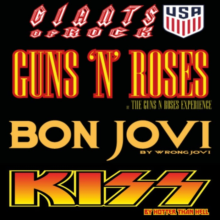 GIANTS OF ROCK U.S.A 2018 TOUR