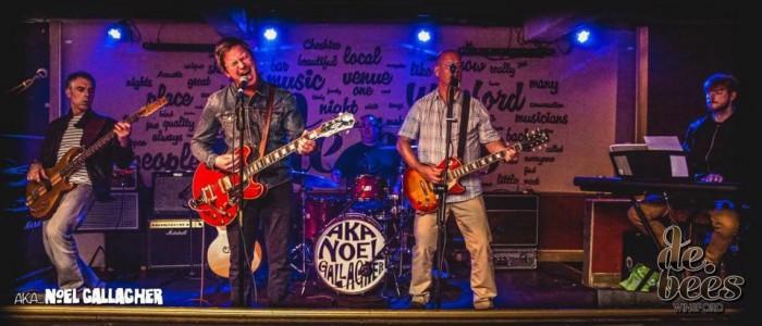 AKA...Noel Gallagher & Support