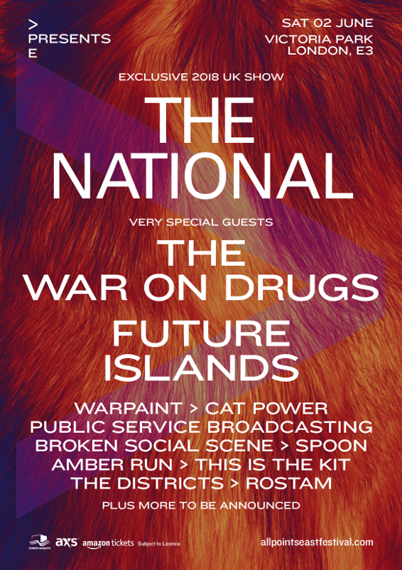 APE Presents: The National