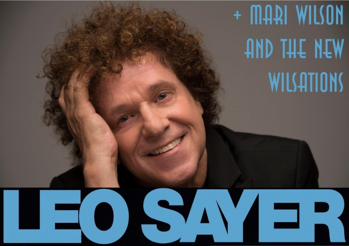 Leo Sayer In Concert at Castell Roc