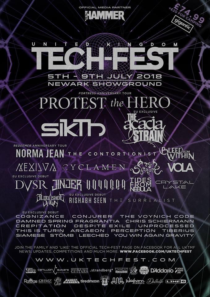 UK Tech Fest 2018