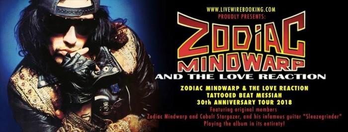 Zodiac Mindwarp And The Love Reaction