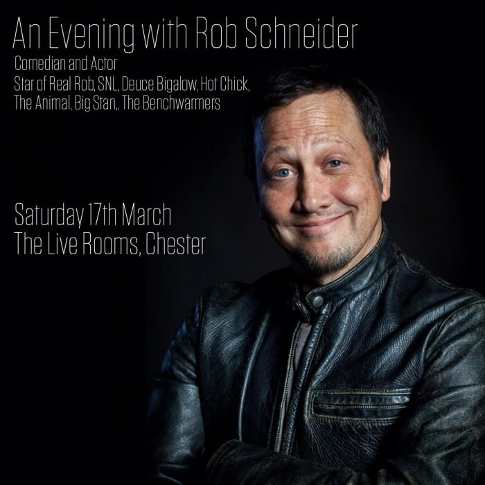 An Evening with Rob Schneider