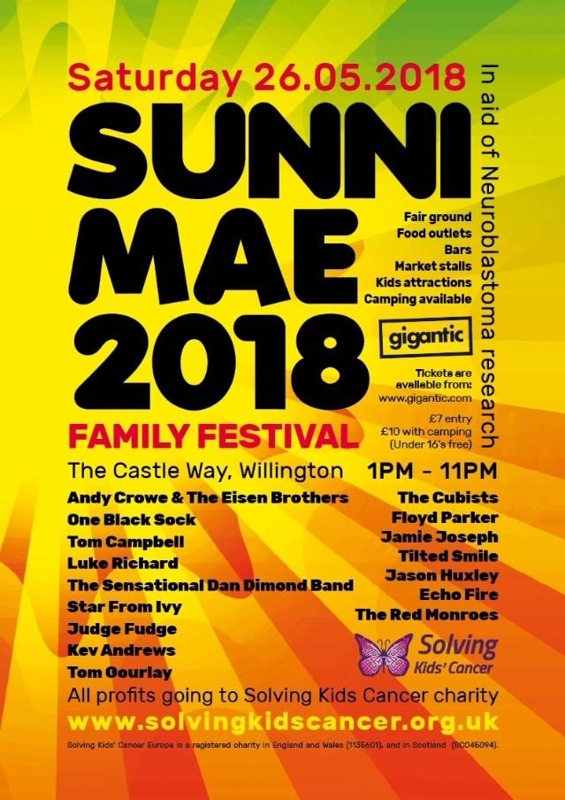 Sunni Mae Festival