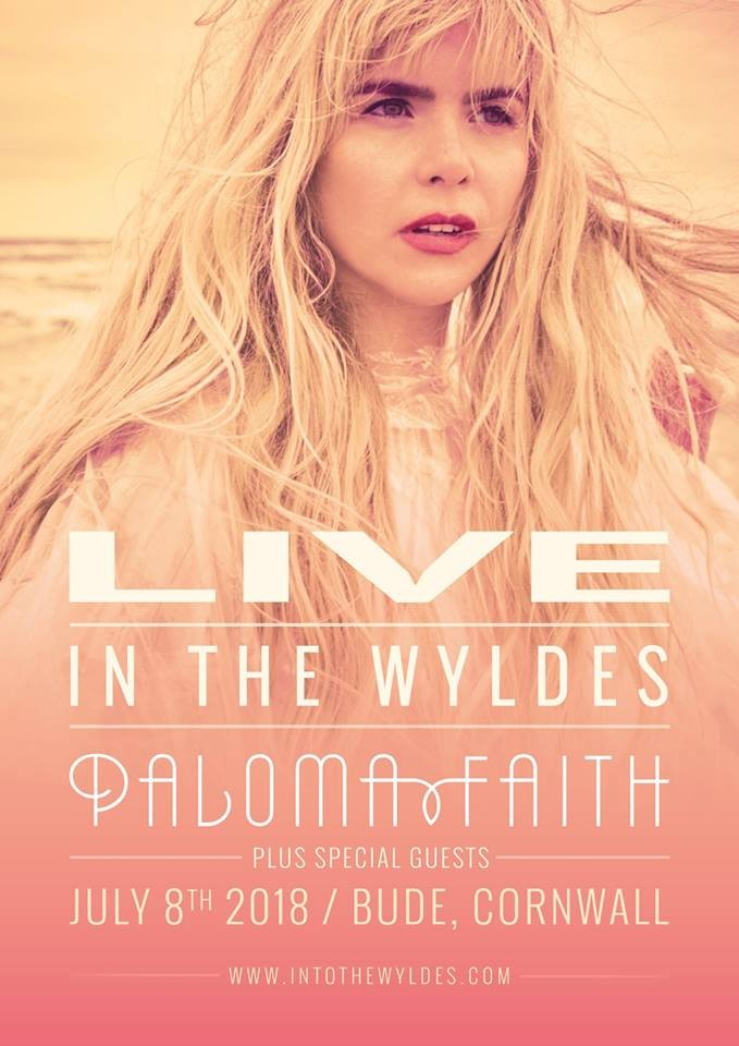 LIVE IN THE WYLDES presents: Paloma Faith + Special Guests