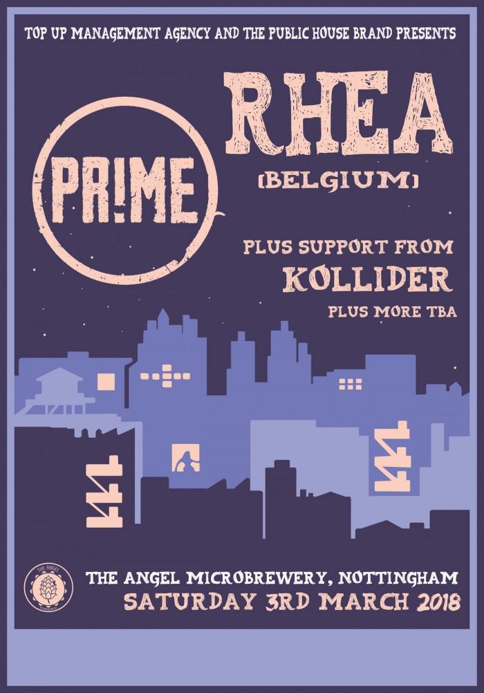 RHEA + PRIME