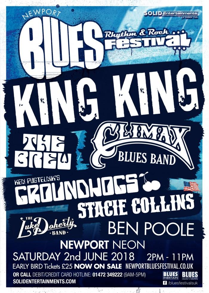 Newport Blues Rhythm & Rock Festival