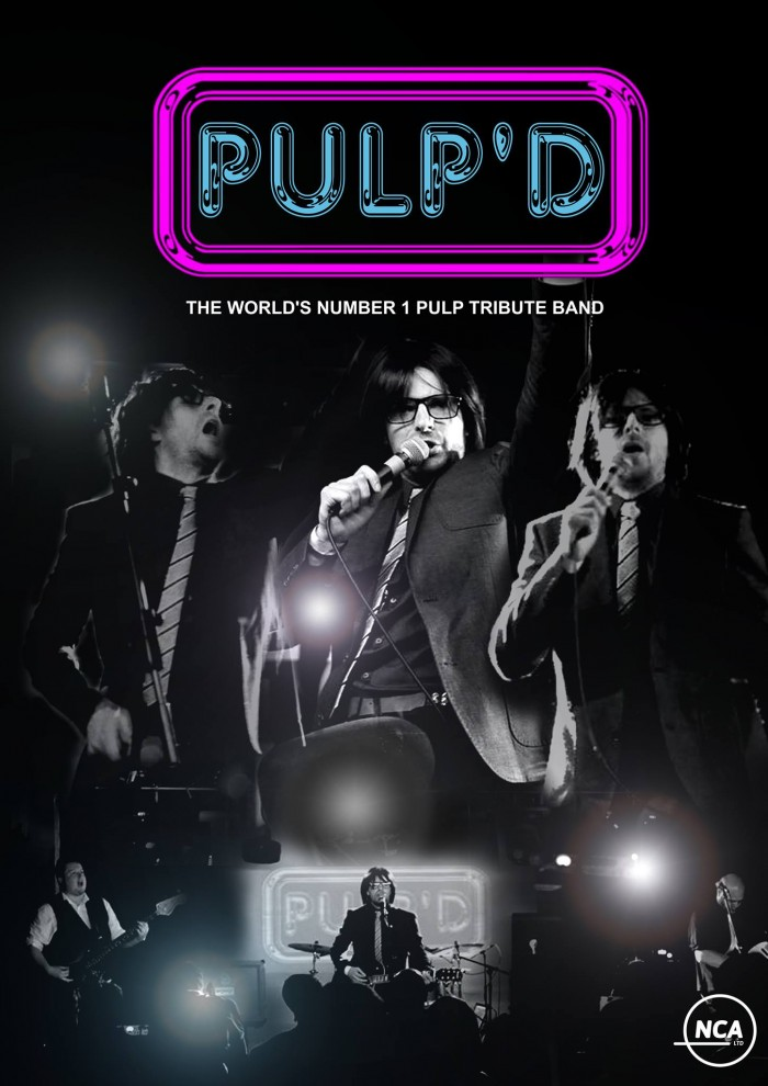 Pulp'd: The World's No.1 Pulp Tribute