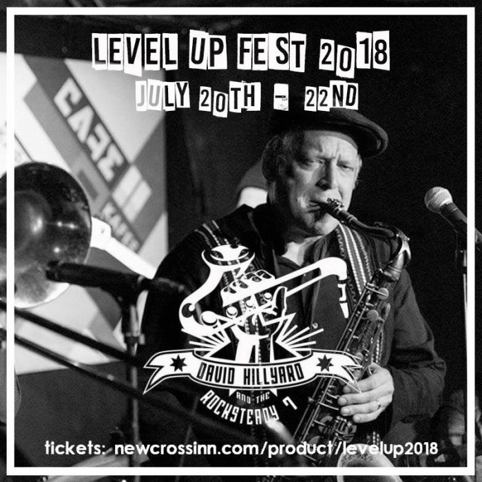 David Hillyard & The Rocksteady Seven