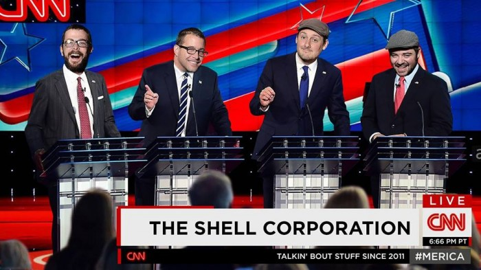 The Shell Corporation