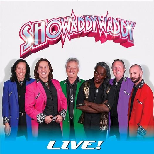 SHOWADDYWADDY - Live