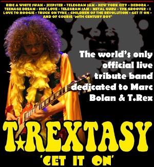 T.Rextasy - 'Get It On' (LS)